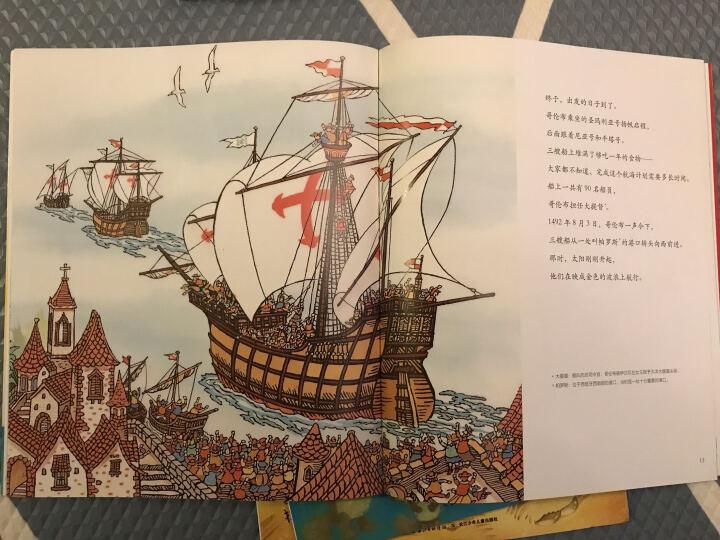 【正版】世界名人传记 励志成长绘本 全10册 林肯世界名人传记丛书海伦凯勒爱迪生哥伦布莱特兄弟 晒单图