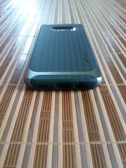SPIGEN 韩国NEO背胶边框保护套s8+手机壳保护外壳 适用于三星S8/S8plus+ S8枪灰色 晒单图