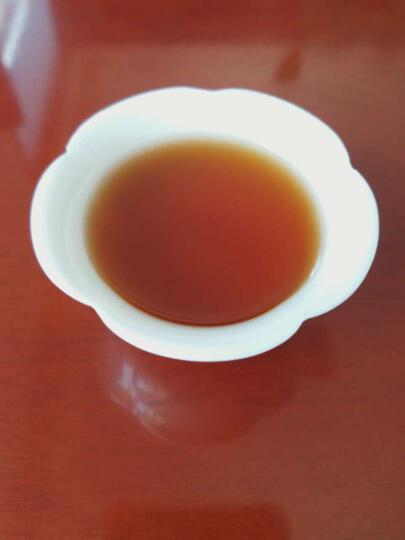 德化白瓷茶杯 陶瓷功夫茶具单杯 品茗杯子 梅花杯 晒单图