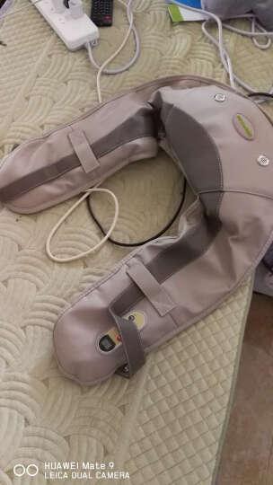 港德RD-008灰色颈椎按摩器按摩披肩捶打颈椎 多功能颈部腰部肩颈 晒单图