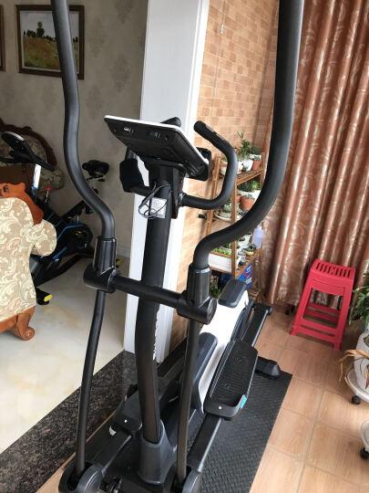 舒华(SHUA)家用椭圆机  健身器材椭圆仪 静音运动健身车SH-838 白色 均码 晒单图