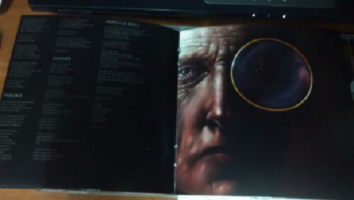 梦想之龙:迷雾幻境(CD) 晒单图