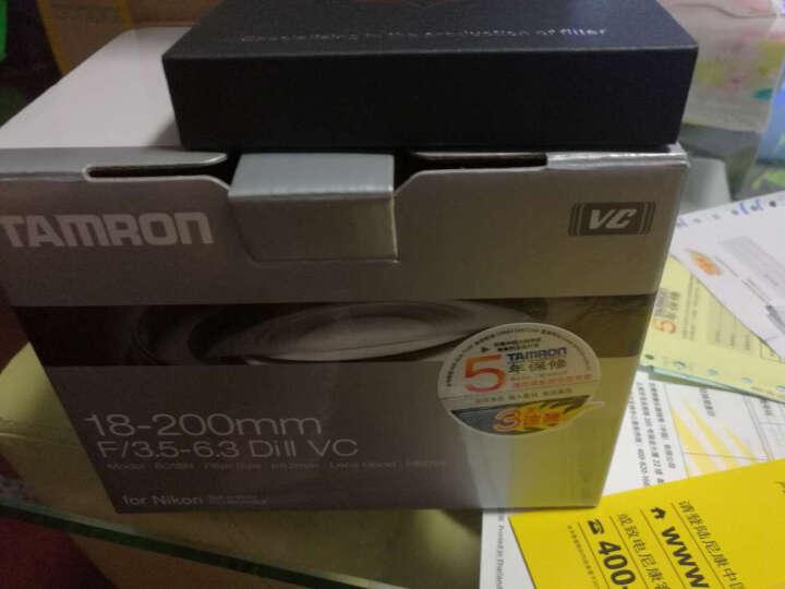 尼康(Nikon) 中端数码单反相机 搭配尼康50/1.8D镜头 晒单图