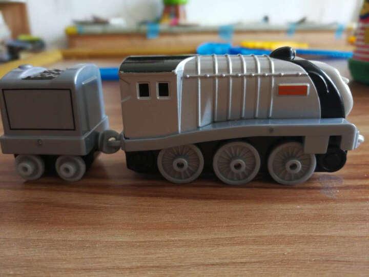 Fisher  price 费雪托马斯小火车和朋友中型合金火车头模型 十辆装世界友谊礼盒FWX30 晒单图