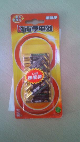 超霸(GP)15AU-2IB20碱性电池5号20节装照相机鼠标玩具剃须刀门铃医疗仪器电动工具AALR6 晒单图