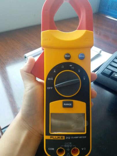 福禄克(FLUKE) F312真有效值交流钳形表 钳形万用表 钳形电流表 晒单图