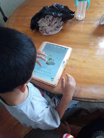 雅声特学习机10.1英寸WIFI版平板小学初中同步教学家教点读机 MZ58八核16G玫瑰金色+学习软件 官方标配+键盘 晒单图