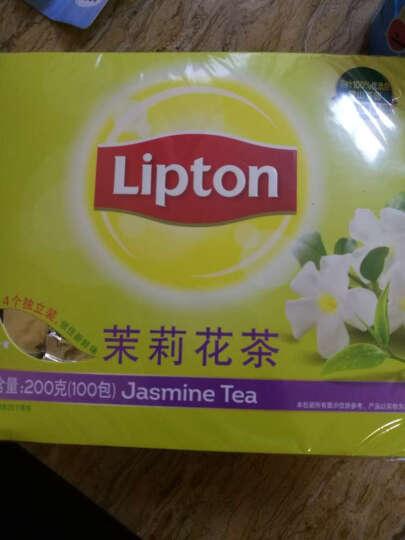 立顿/lipton立顿茉莉花茶茶包100包装(新包装升级中请以实物为准) 晒单图