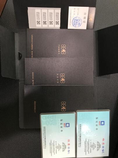 8848 钛金手机 M4巅峰版 全网通4G+  双卡双待 2100万像素128G 黑色 晒单图