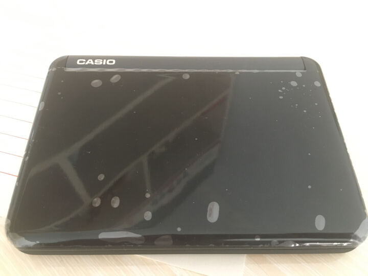 卡西欧(CASIO)E-Y800DB 电子词典 英日法徳汉辞典 多国语学习 琉璃蓝 晒单图