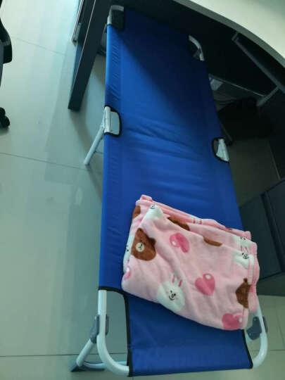 双鑫达 折叠床 单人床 办公室午睡午休床 护理陪护床 行军床简易床 B-011 晒单图