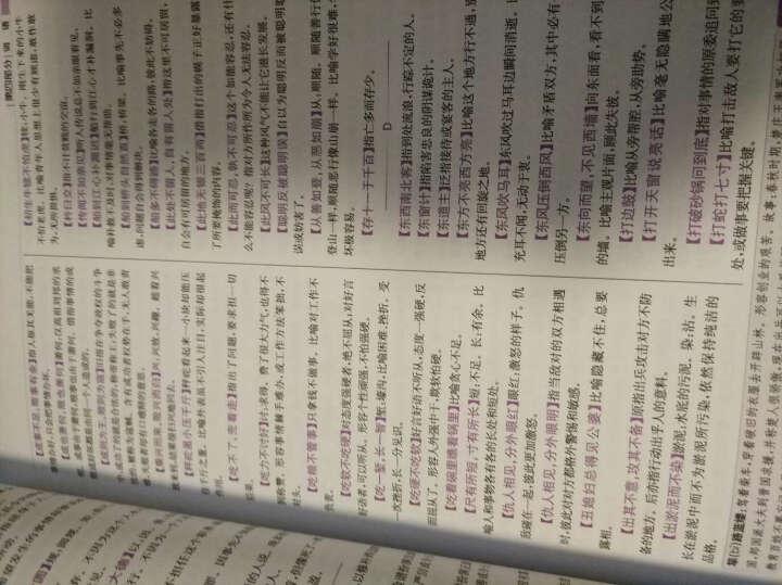 2019薛金星高中语文基础知识手册 第二十四次修订 配人教版高中语文课本教辅书 通用版本 晒单图