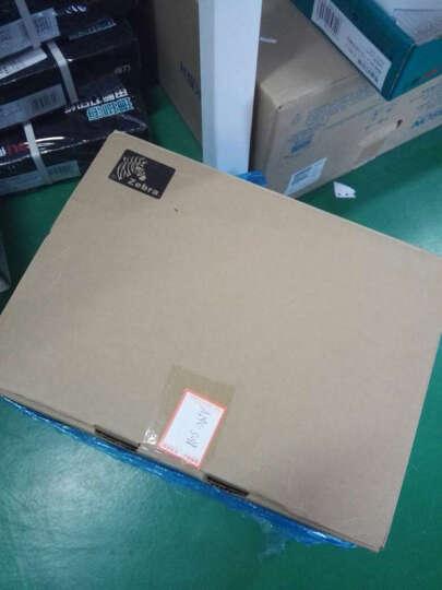 斑马(ZEBRA) GT800桌面条码打印机 (203 dpi) 不干胶打印机 标签机 晒单图