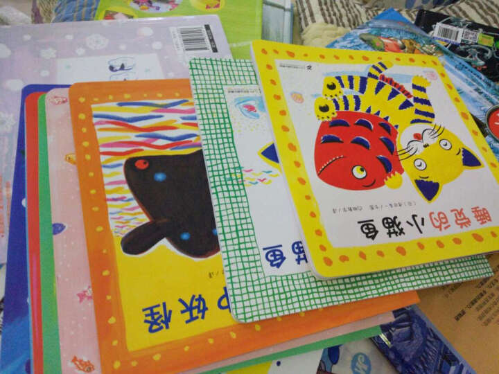 妈妈教你做 亲子入门折纸(套装共4册) 晒单图