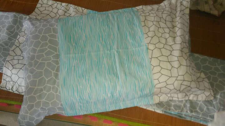 一品皇家家纺 床单三件套磨毛加厚四件套单双人床上用品  配纯棉全棉被芯效果更佳 小萌兔SX 1.2米床三件套 晒单图