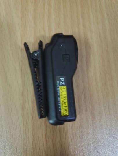 品泽PD6微型记录仪安保会议摄像机1080P高清夜视广角摄像头运动DV超小袖珍录像机 2018豪华款 64G内存版 晒单图
