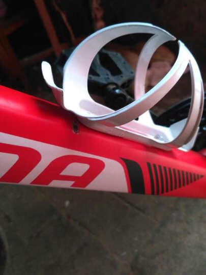 雷娜斯 司特马公路车自行车男女  双碟刹变速山地车  21/24/27速高碳钢弯把公路赛 黑红 21速 晒单图