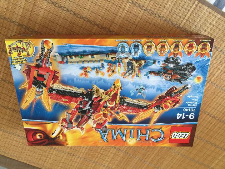 乐高(LEGO)气功传奇SC 70143 剑齿步行者机器人 晒单图