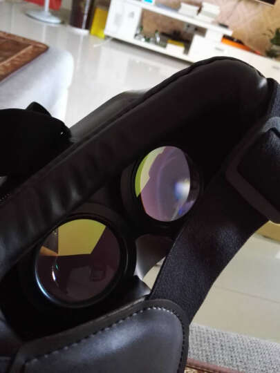VR眼镜虚拟现实3D眼镜一体机手机影院电脑智能魔镜游戏成人头盔版vr眼镜安卓苹果通用 晒单图