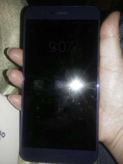 【移动专享版】荣耀 V9 尊享版 6GB+128GB 极光蓝 移动联通电信4G手机 双卡双待 晒单图