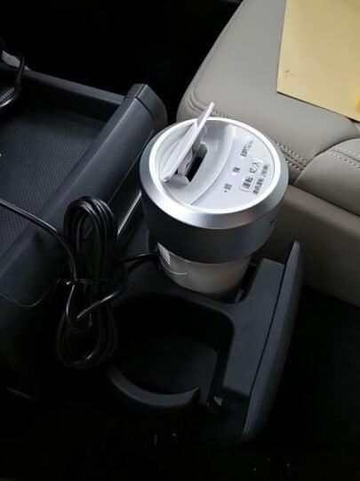 【全球购】日本进口 Panasonic/松下gmk01便携 车载小型空气净化器负离子除甲醛 F-GMK01 白色 晒单图