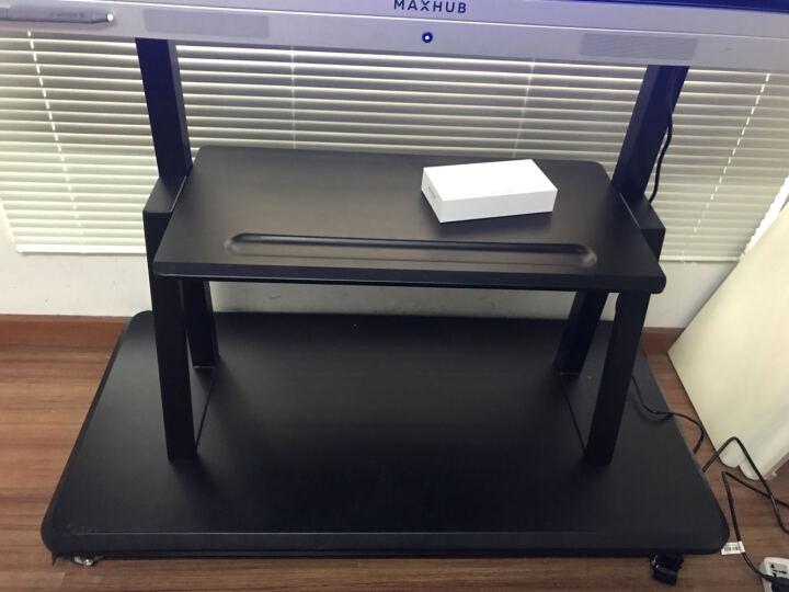 maxhub 智能会议平板 65英寸标准版 电子白板视频会议教学一体机办公投影仪电视屏 标准版65英寸 单机 官方标配 晒单图