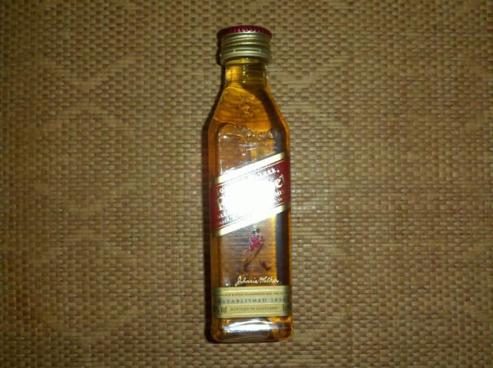 洋酒 原装进口洋酒小酒版mini酒版/小酒伴 50ml 酒版50ml- 格兰冠 晒单图