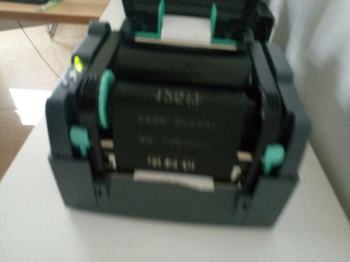 GODEX 科诚G500U不干胶标签机 快递电子面单打印机 条码打印机 热转印热敏打印机 单机加赠面单专用支架版 晒单图