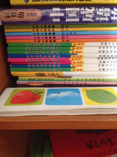 邦臣小红花童书 宝宝学语言5-6岁全2册 幼儿书籍儿童书籍童书畅销书 晒单图