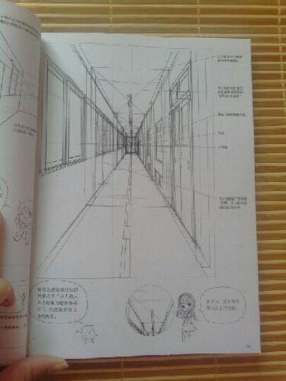 超级漫画素描技法:透视篇 晒单图