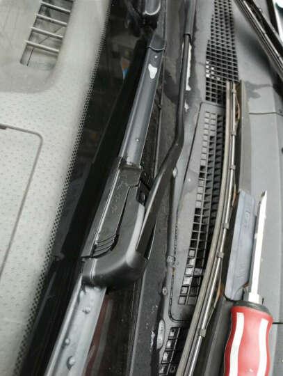 米多多雨刮器原装雨刷器原厂无骨刮雨器汽车专用雨刮胶条雨刮片 新速腾 12-13-14-15-16-17-18款 晒单图