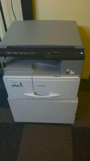 理光(Ricoh)2014D/AD黑白激光A3复合机 复印打印扫描A4多功能一体机办公大型打印机 2014 (打印复印扫描三合一) 标配 晒单图