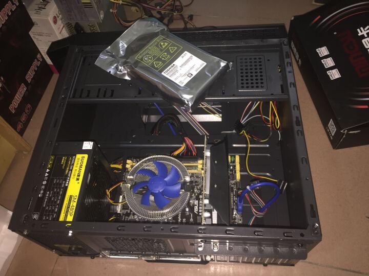铭影R7 350 2GBD5暗将830/4500Mhz 2GB/128Bit独立显卡 HD5450 2GBD3战斗版 晒单图