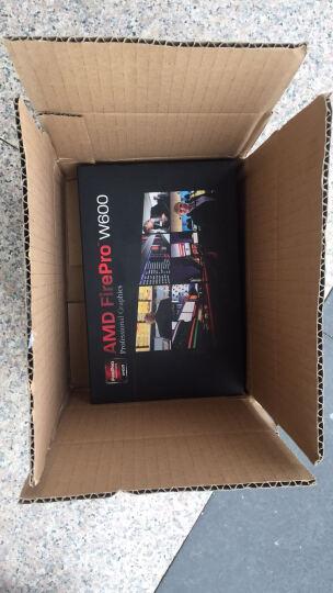 专业显卡 AMD 原厂盒装 FirePro W600 2G/6屏输出 晒单图