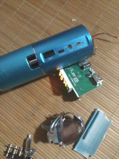 山水(SANSUI)E19无线蓝牙音箱手机免提通话器平板外放车载电脑小音响低音炮插卡收音机 宝石蓝 晒单图
