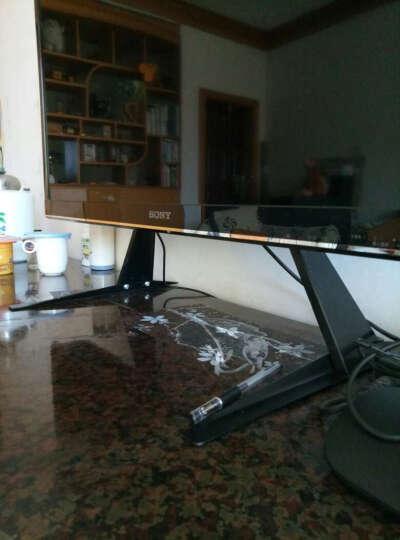 艾美仑27-55英寸(新品)平板液晶底座电视机台式底座支架三星索尼海尔飞利浦TCL桌面挂架 2017新品(27-55寸)全金属 重载45kg 晒单图