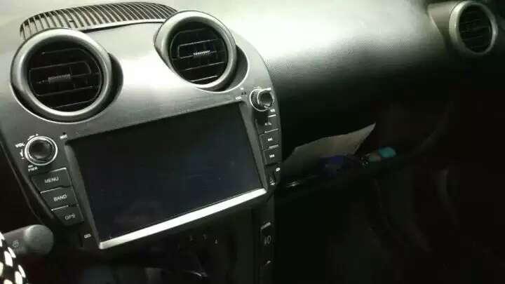 九音安卓声控比亚迪F3/F3R/F0专用智能车机车载gps北斗导航仪一体机带倒车影像 2.5D屏/4G+WIFI版(2G+32G) 导航主机+送12灯倒车+包安装 晒单图