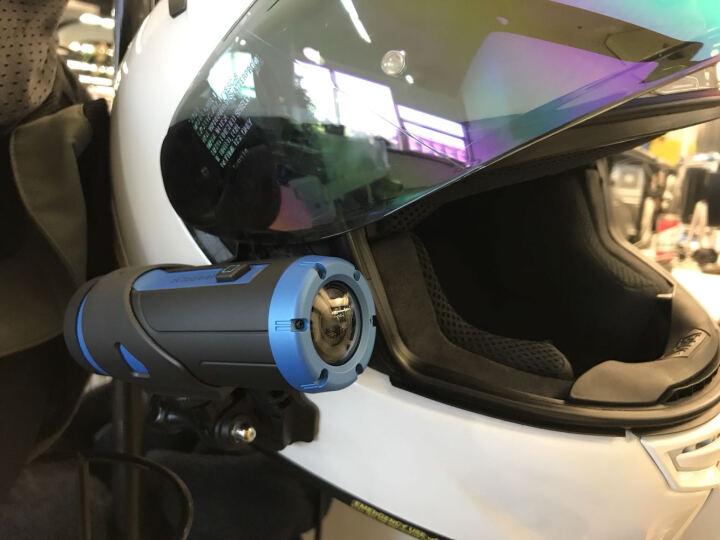 雄迈(XM) 运动摄像机户外骑行防水智能wifi网络夜视监控设备套装摄像头 摩托行车记录 星光夜视版32G(送骑行套装) 晒单图