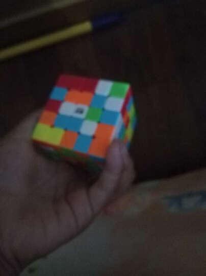 奇艺 魔方格2阶3阶4阶5阶魔方比赛专用三阶四阶 魔方组合精选套装免贴纸 益智玩具 新年送礼 魔方格5阶彩 晒单图