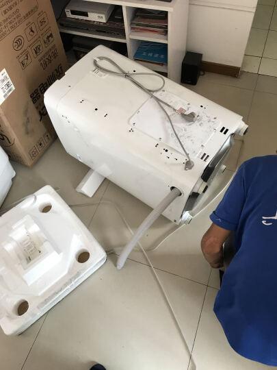 统帅(Leader)海尔统帅3.3公斤迷你全自动洗衣机 贴身衣服分类洗 宝宝衣物健康洗 TQBM33-22 晒单图
