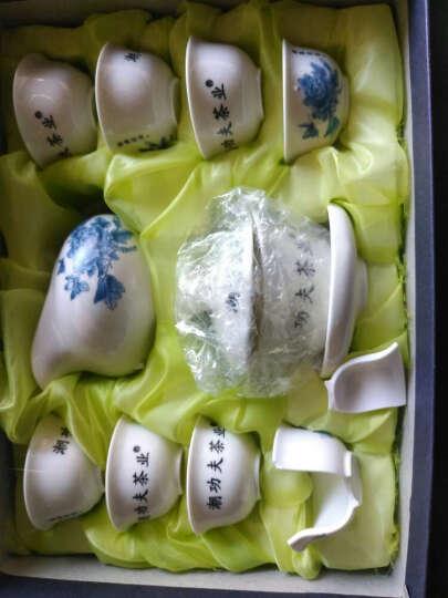 潮功夫 凤凰单枞茶 特级蜜兰香 广东潮州单丛茶叶 高山乌龙茶 浓香型 礼品罐装250g 晒单图