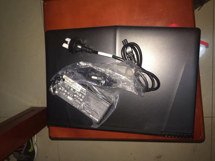 联想(Lenovo)拯救者R720 GTX1060 MaxQ 15.6英寸游戏笔记本电脑(i5-7300HQ 8G 1T+128G SSD6G IPS 黑) 晒单图