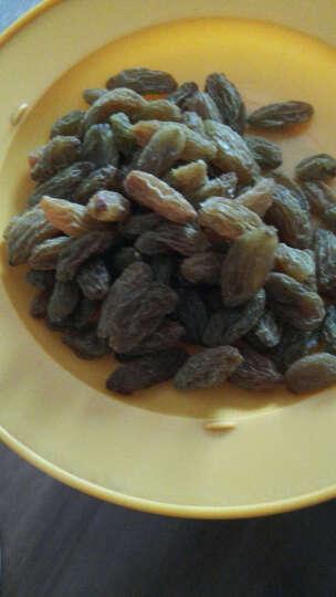 西域美农 葡萄干休闲零食特产吐鲁番蜜饯果干新疆葡萄干 古澈玉葡萄干500g 晒单图
