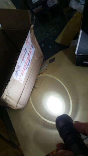 Warsun 沃尔森强光手电筒远射可充电迷你小手电变焦高亮家用户外防水 带笔夹X50S单电套餐 晒单图