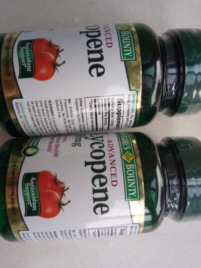 自然之宝(Nature's bounty) 自然之宝番茄红素软胶囊片美国进口 男士备孕 自信男士套组 晒单图