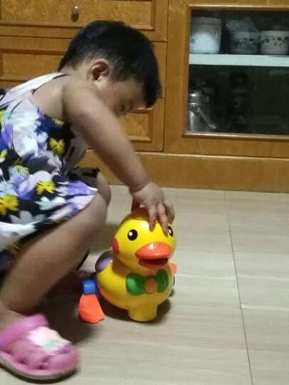 费雪牌(Fisher-Price) 儿童益智玩具婴幼儿学爬行玩具 宝宝男孩女孩早教启蒙玩具 早教启智双语学步车BCT93 晒单图