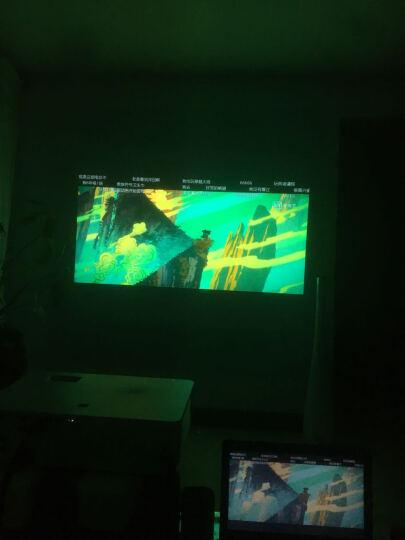 爱普生(EPSON)投影仪办公 高清培训教育工程投影机( 宽屏) CB-980W(3800流明 宽屏) 官方标配+免费安装 晒单图