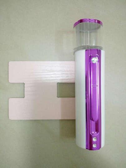 JOYJULY 韩国蒸脸器补水仪器移动电源便携式纳米喷雾器美容仪器冷喷机情人女生节礼物 土豪金 晒单图