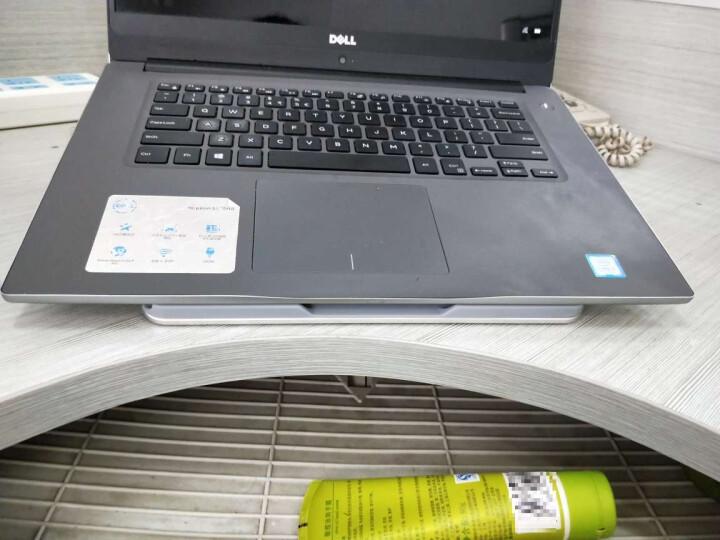 绿巨能(llano)笔记本支架 铝合金散热垫 高度可调节 便携式桌面支架 适用苹果笔记本Macbook等笔记本 M2 晒单图