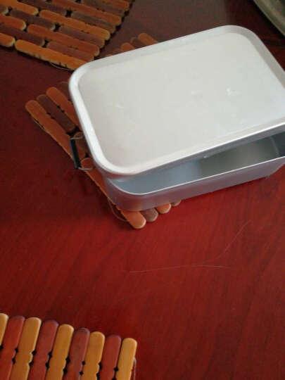 户外野营饭盒 老日式蒸饭盒野炊带饭便当盒铝制野餐餐具 老款 晒单图